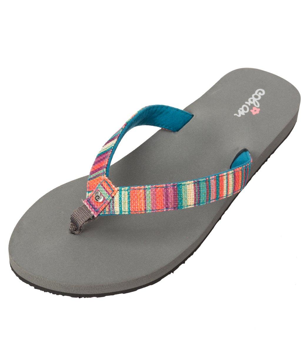32950c9a51c1 Cobian Girls  Pinata Flip Flop at SwimOutlet.com