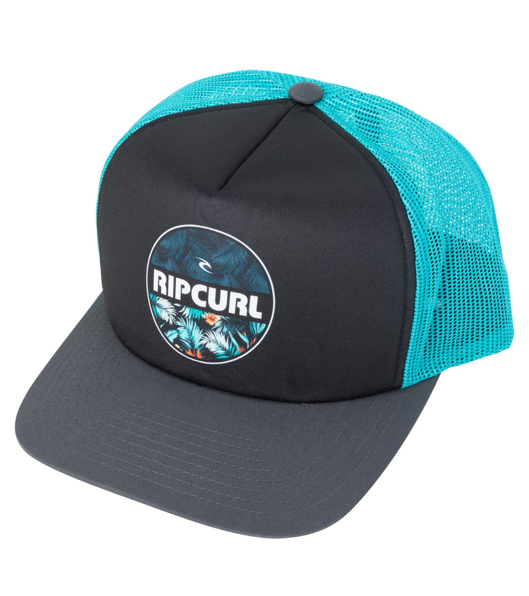 Rip Curl Men s Big Mama Trucker Hat at SwimOutlet.com 38378c26f395