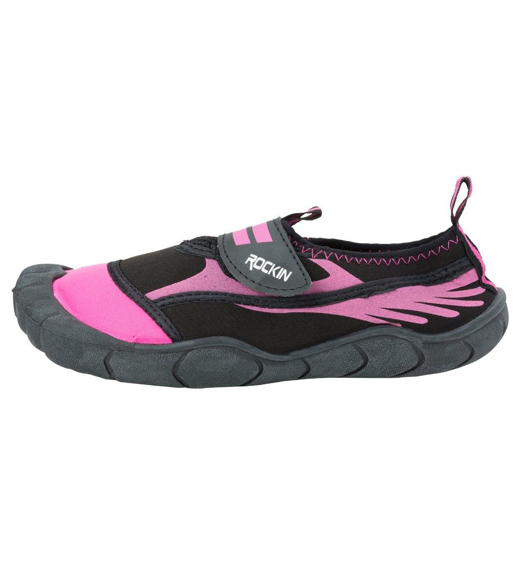 5d247fd855e Rockin Footwear Women s Aqua Foot Water Shoes at SwimOutlet.com