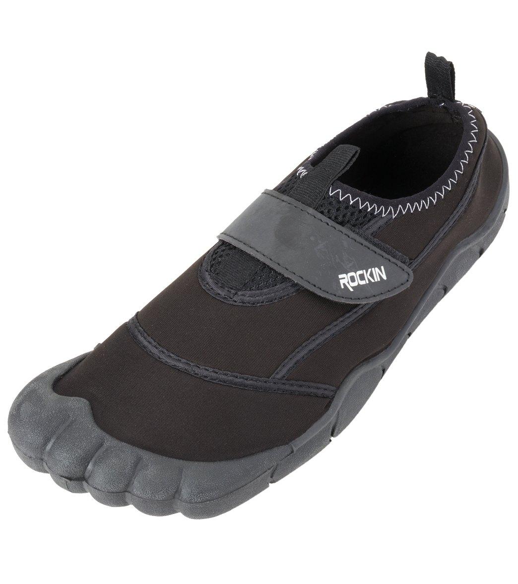 0ae5c2b7f38a Rockin Footwear Men s Aqua Foot Water Shoes at SwimOutlet.com
