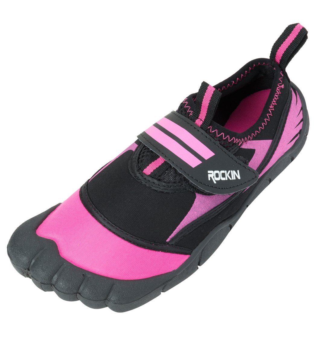 6ecd66c57980 Rockin Footwear Kids  Aqua Foot Water Shoes at SwimOutlet.com