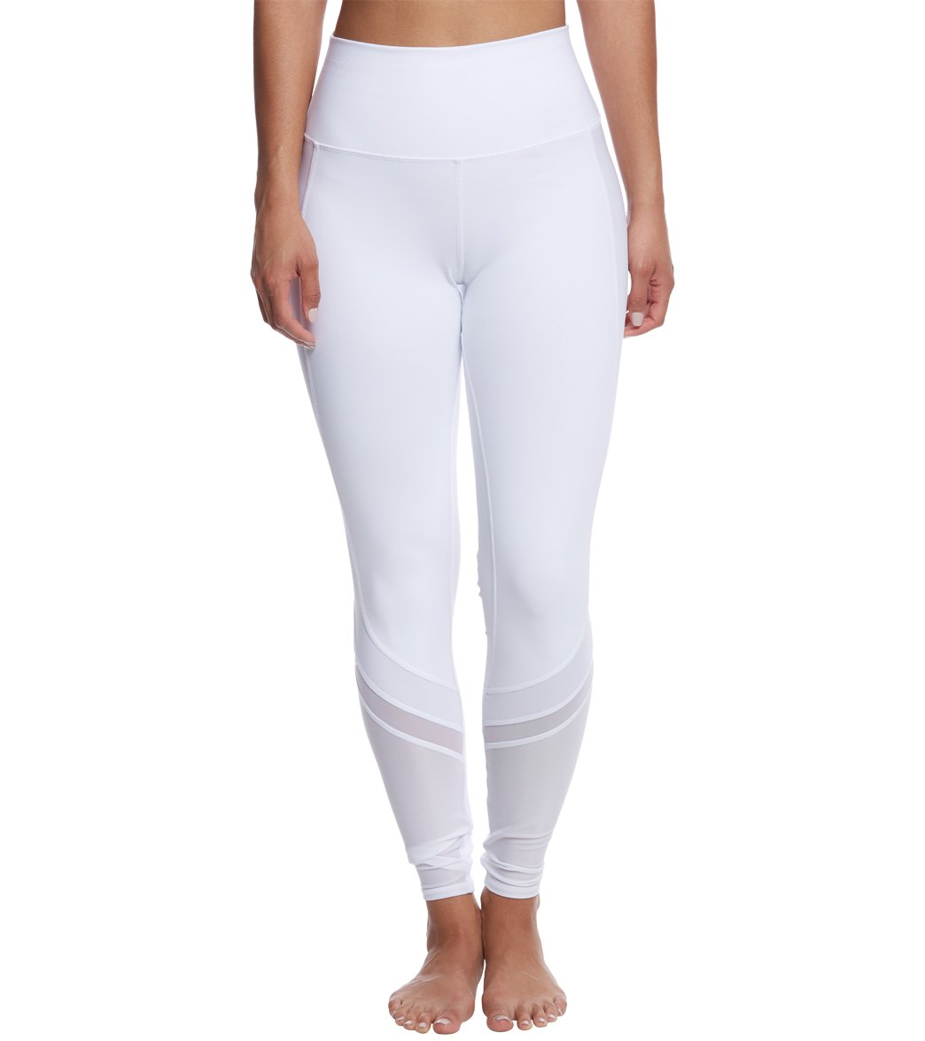 a9ecc23f835bdc Alo Yoga Elevate Yoga Leggings at SwimOutlet.com - Free Shipping