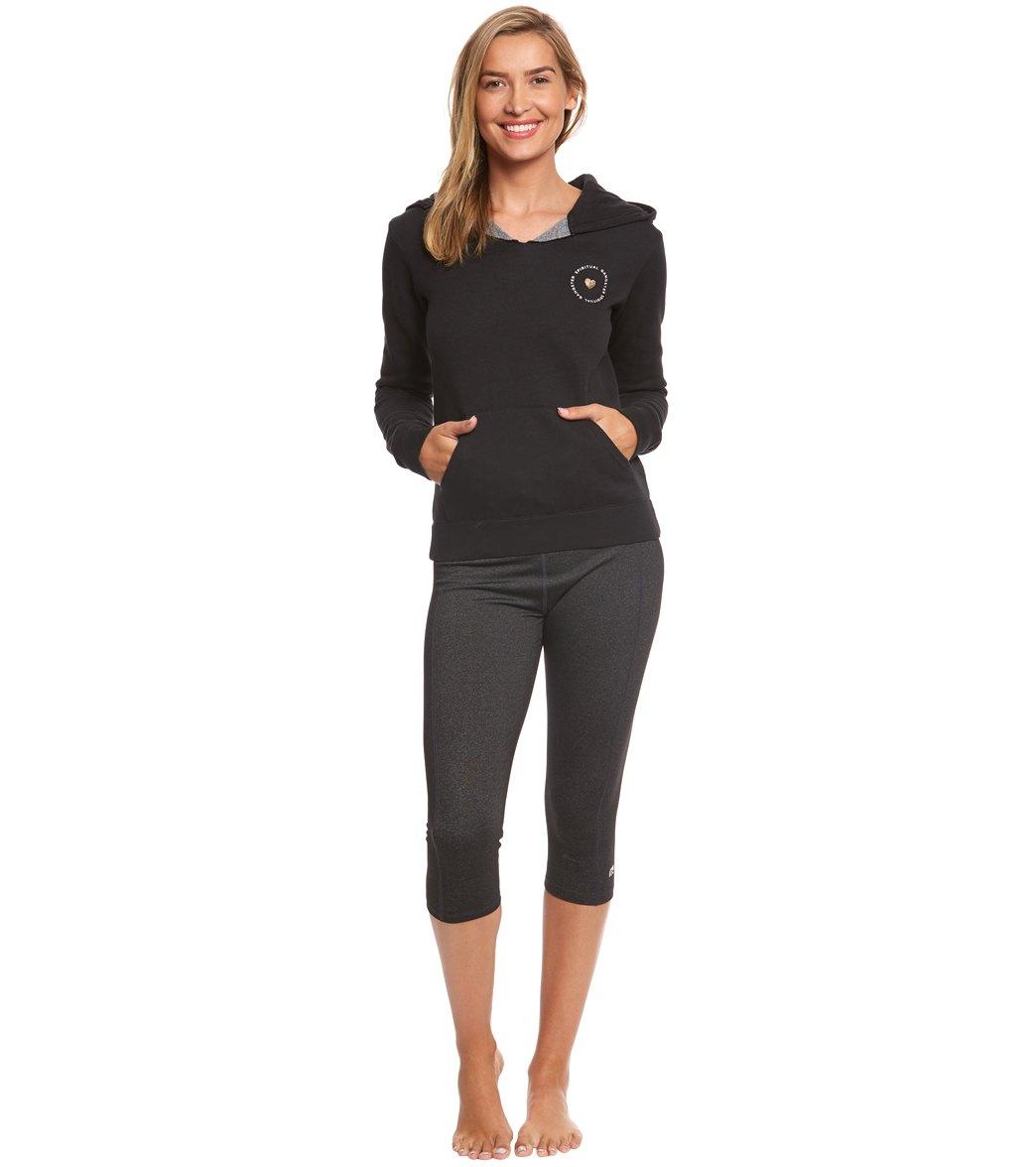 a439f7ebf6618 Marika Brooke High Rise Tummy Control Yoga Capris at YogaOutlet.com ...