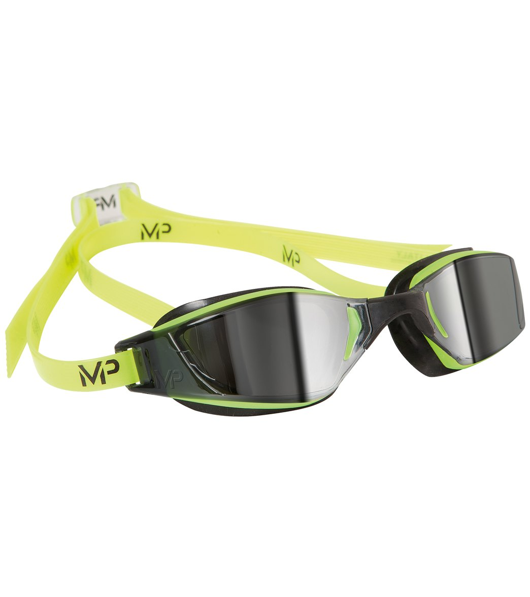 MP Michael Phelps Mirrored Xceed Goggle at SwimOutlet.com - Free Shipping 12055ea47