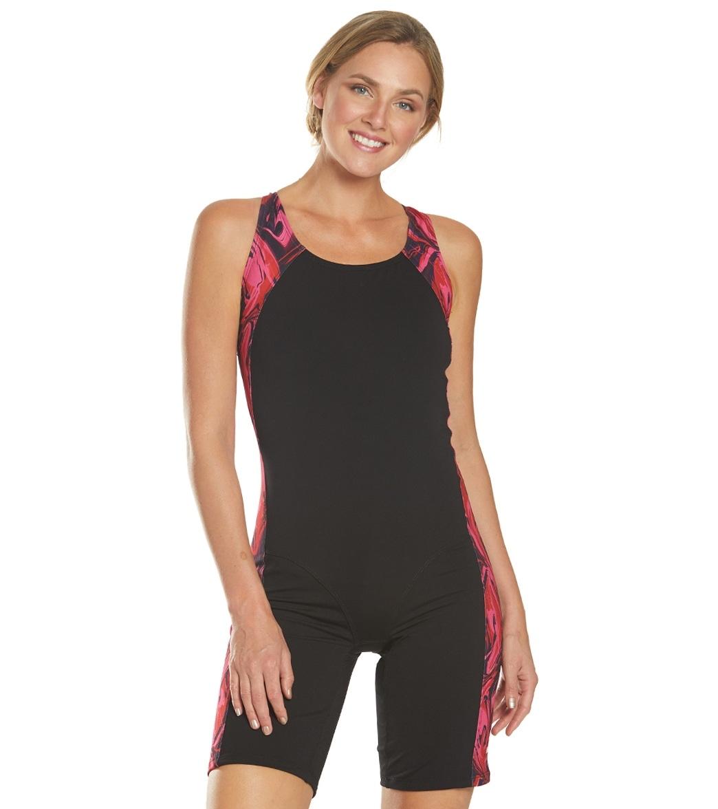 cf6a6a5cb9c EQ Swimwear Spectrum Unitard Swimsuit at SwimOutlet.com - Free Shipping