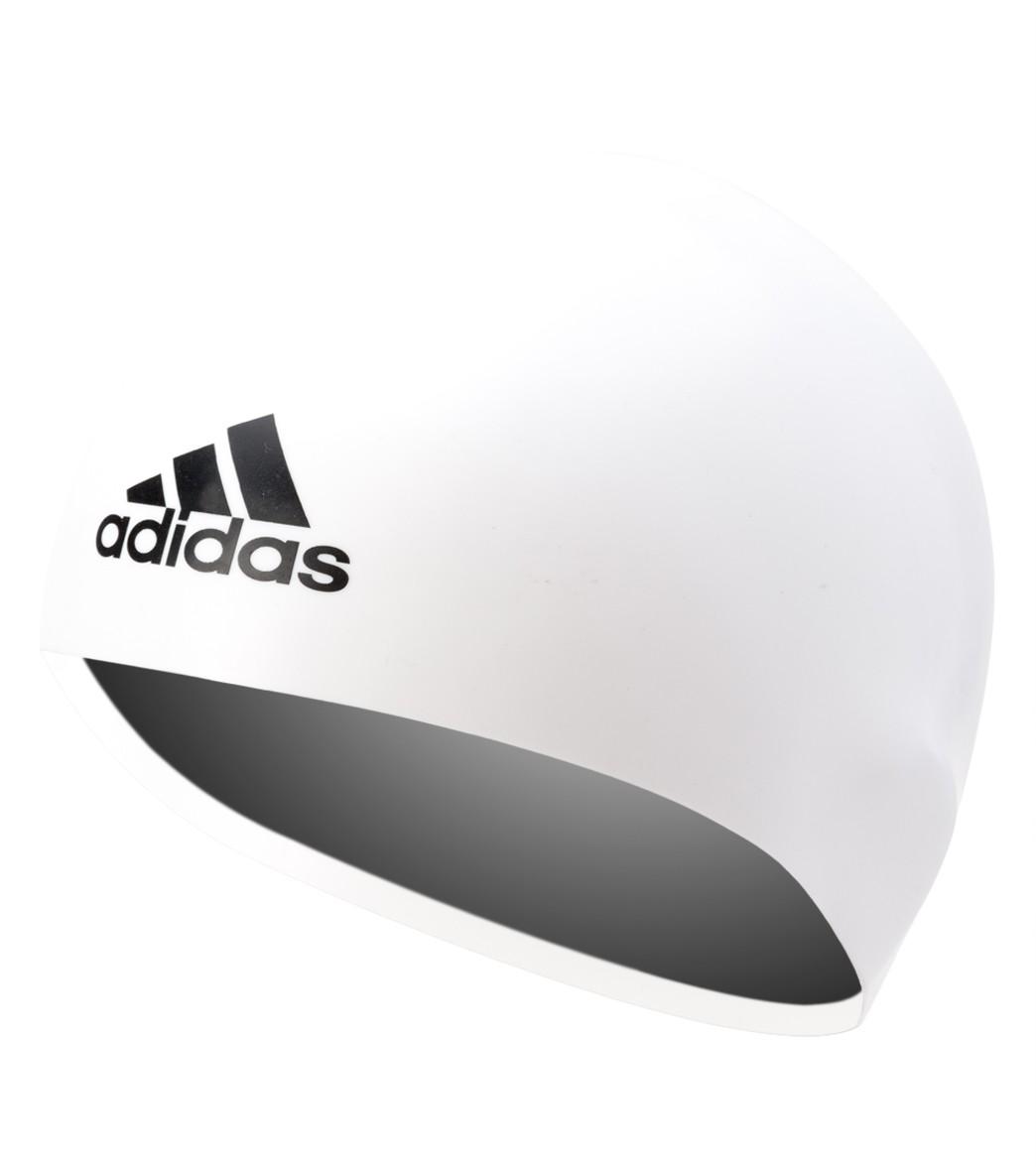 1d3df685e4fd9 Adidas Silicone 3D Dome Cap at SwimOutlet.com