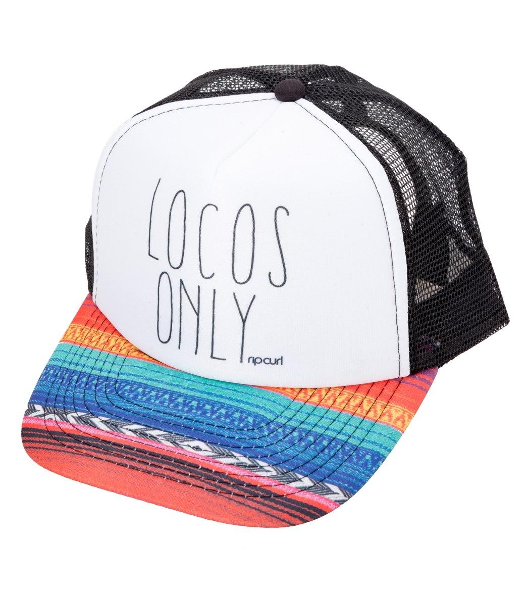 Rip Curl Lolita Trucker Hat at SwimOutlet.com 245795352a3a
