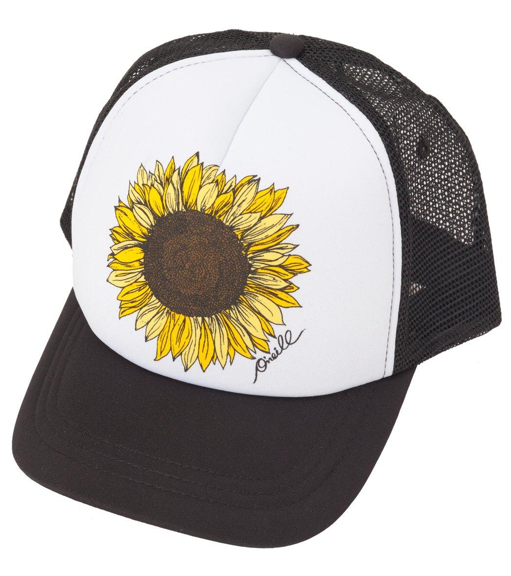 b5b4e4f88 O'Neill Blissful Sunflower Trucker Hat