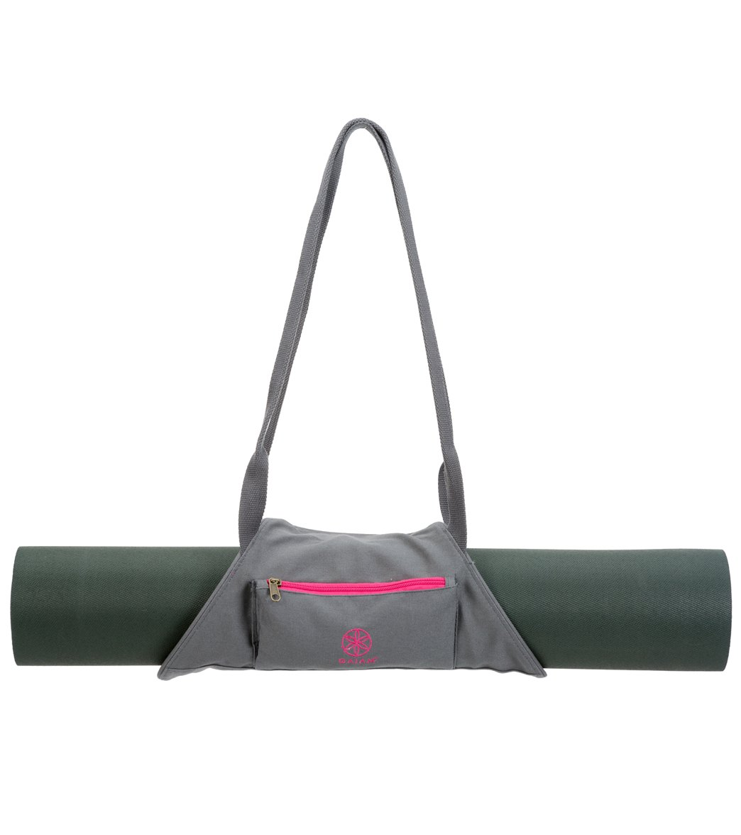 Gaiam On The Go Yoga Mat Carrier At Swimoutlet Com