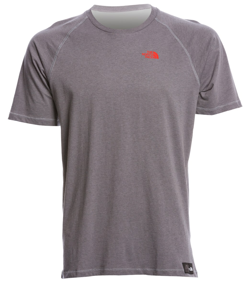 4644ef42e The North Face Men's Recking Short Sleeve Crew at SwimOutlet.com