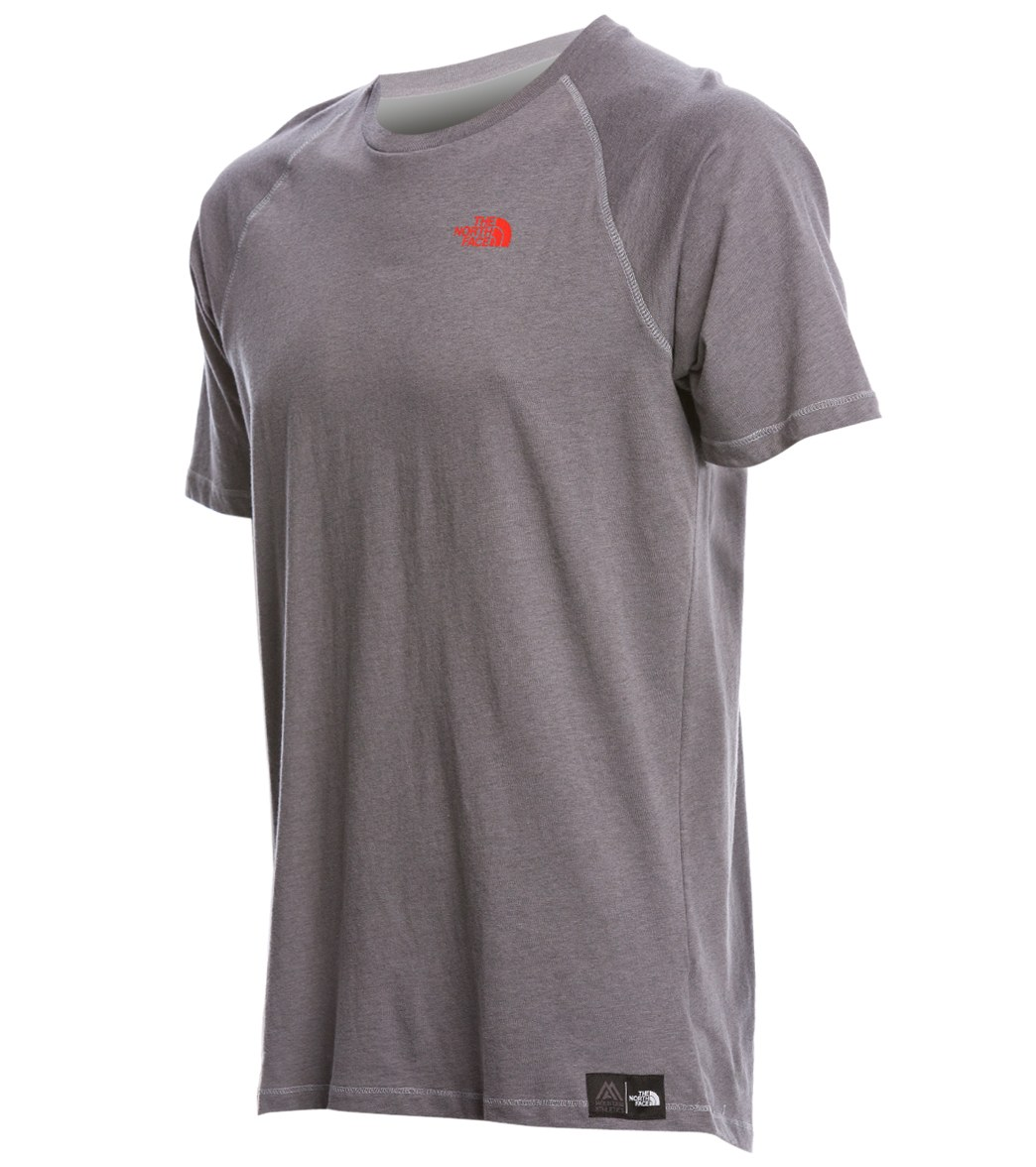 beedec616f The North Face Men s Recking Short Sleeve Crew at SwimOutlet.com