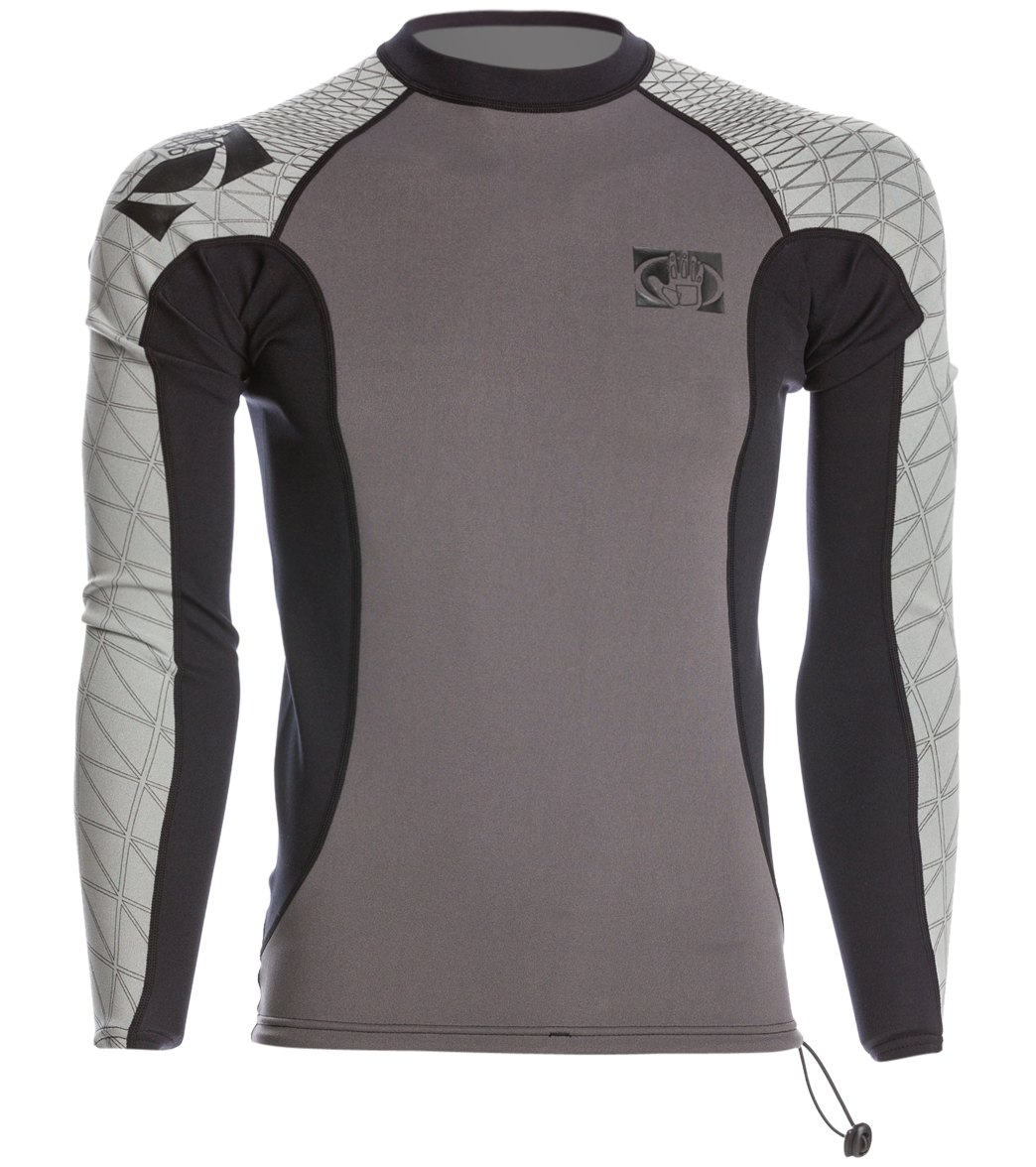 d00f3b6ab Body Glove .5MM Insotherm Ti-Si Titanium Long Sleeve Thermal Rashguard at  SwimOutlet.com - Free Shipping
