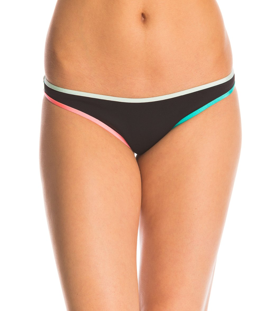 6e0ab4b0373 ... B.Swim Edgy Noir Nova Cheeky Reversible Bikini Bottom. Play Video.  MODEL MEASUREMENTS