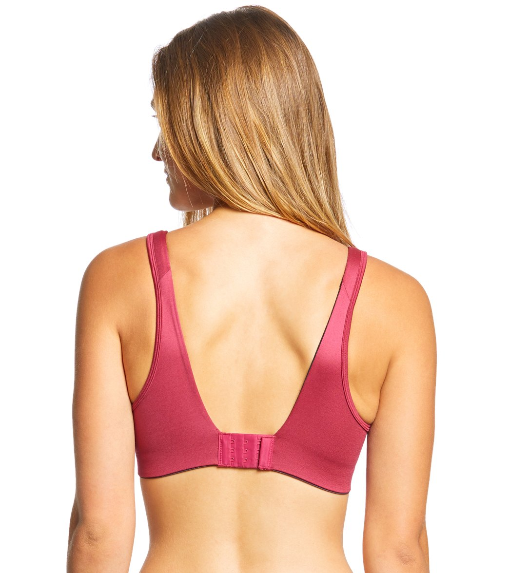 627981c4b2 Brooks Women s Fiona Sports Bra at SwimOutlet.com - Free Shipping