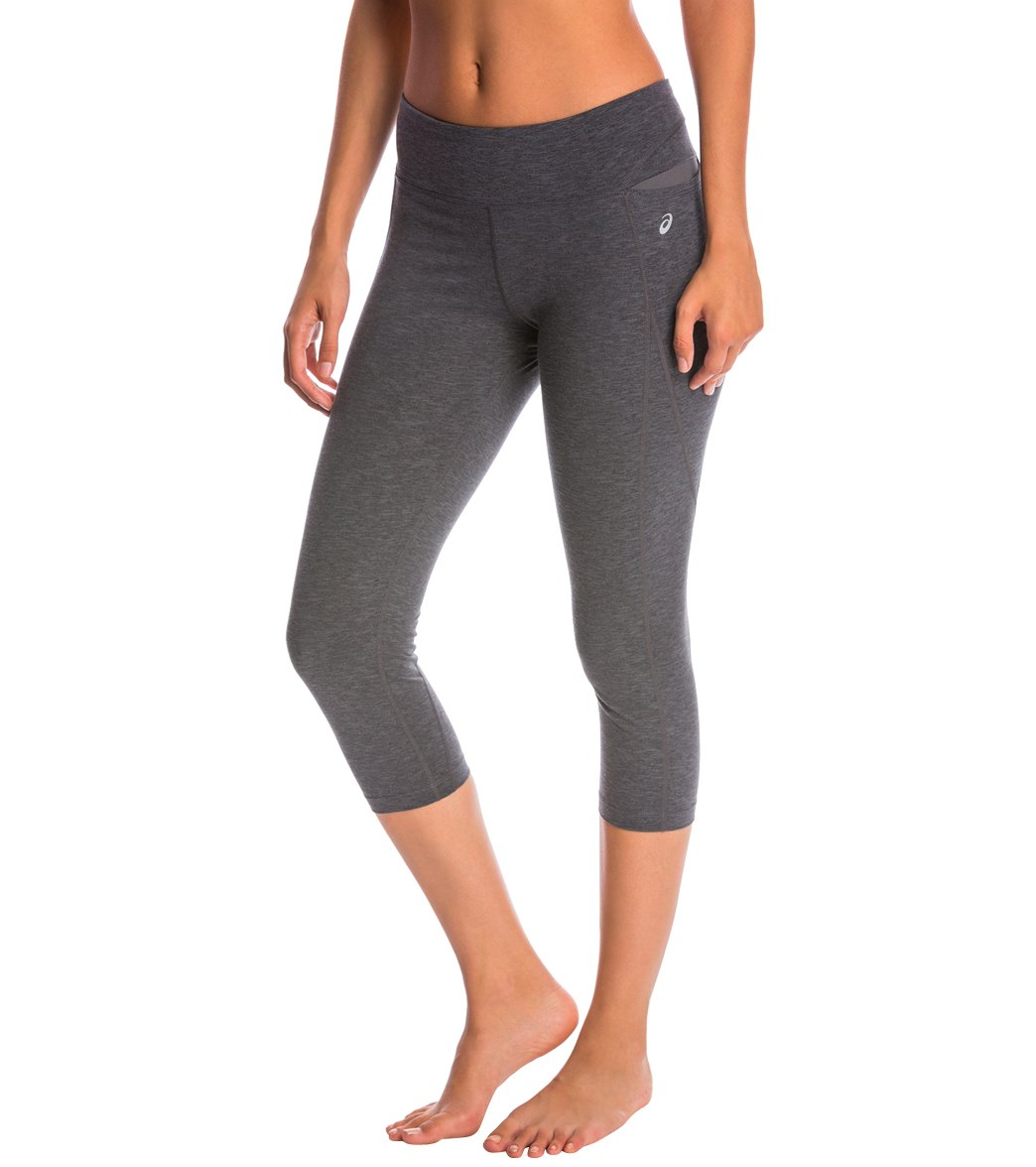 8f59435a7ac8 Asics Women s Thermopolis Capri at SwimOutlet.com - Free Shipping