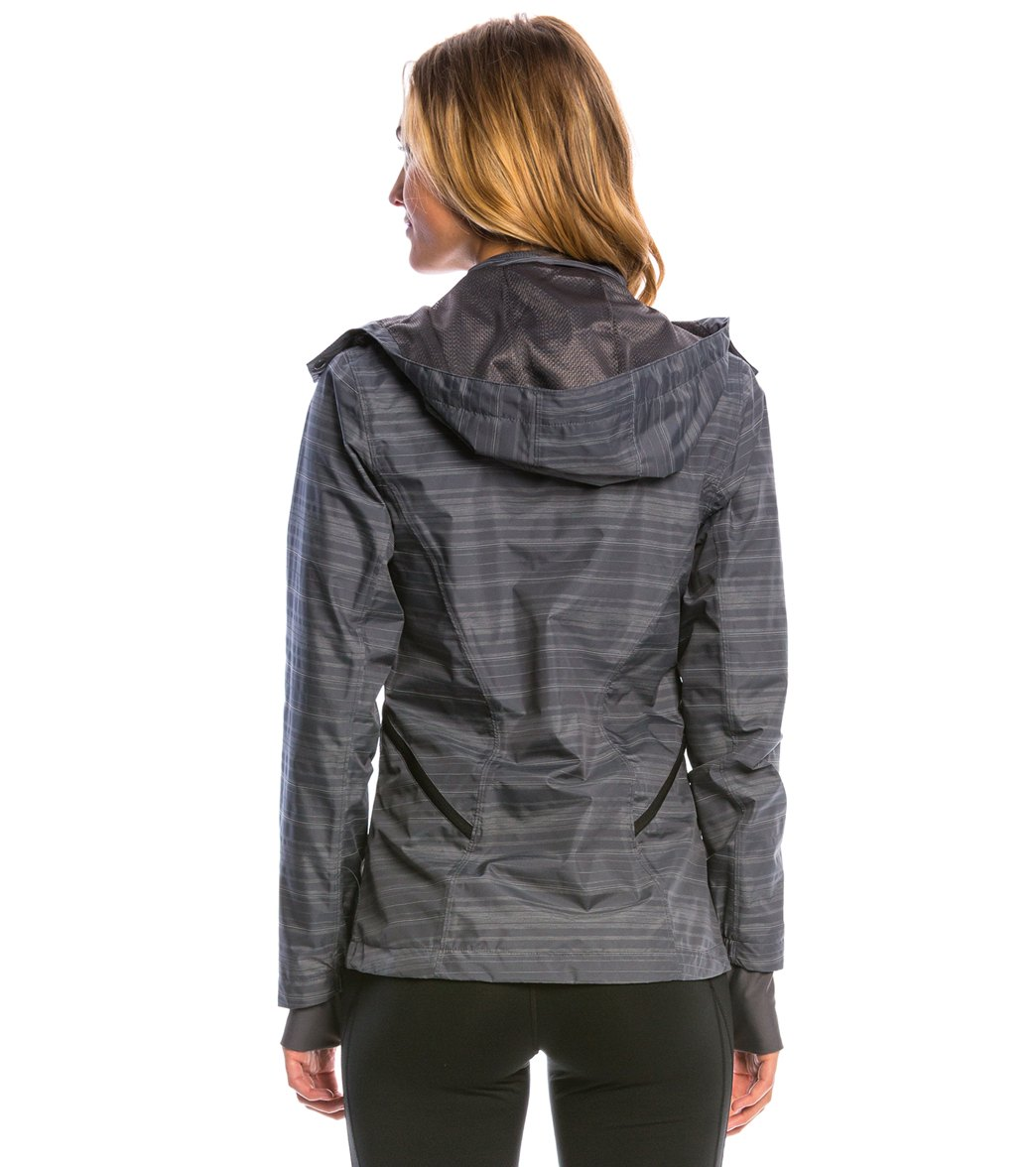 c98f504a00fd Asics Women s Storm Shelter Jacket at SwimOutlet.com - Free Shipping