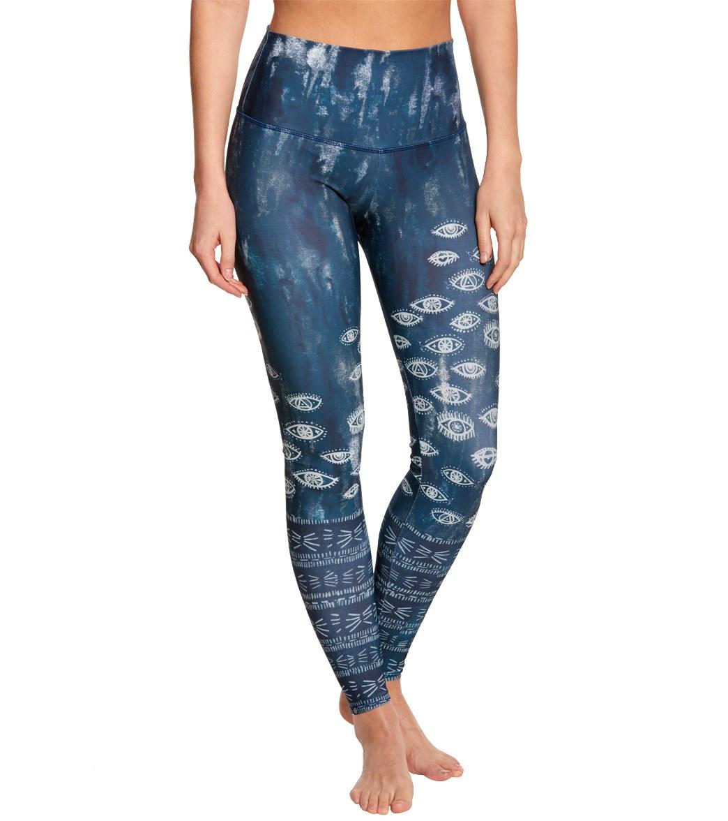 Yoga Printed Pants