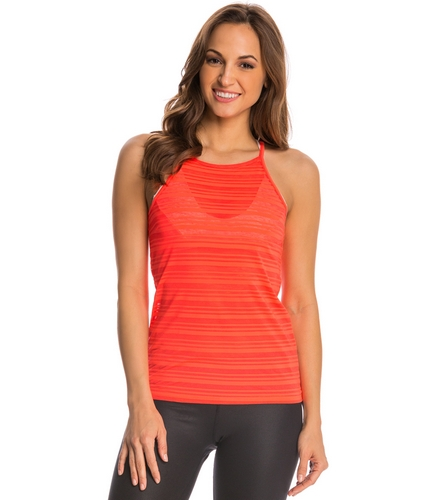 Onzie High Neck Yoga Tank Top At YogaOutlet.com
