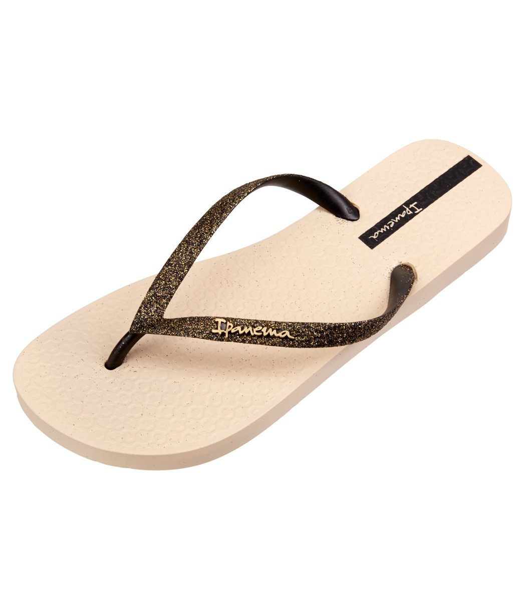 24a801966939 Ipanema Women s Glitter II Flip Flop at SwimOutlet.com