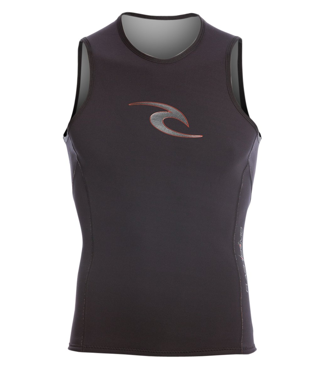 13d57707fb Rip Curl Men s Flashbomb Sleeveless Wetsuit Vest at SwimOutlet.com - Free  Shipping