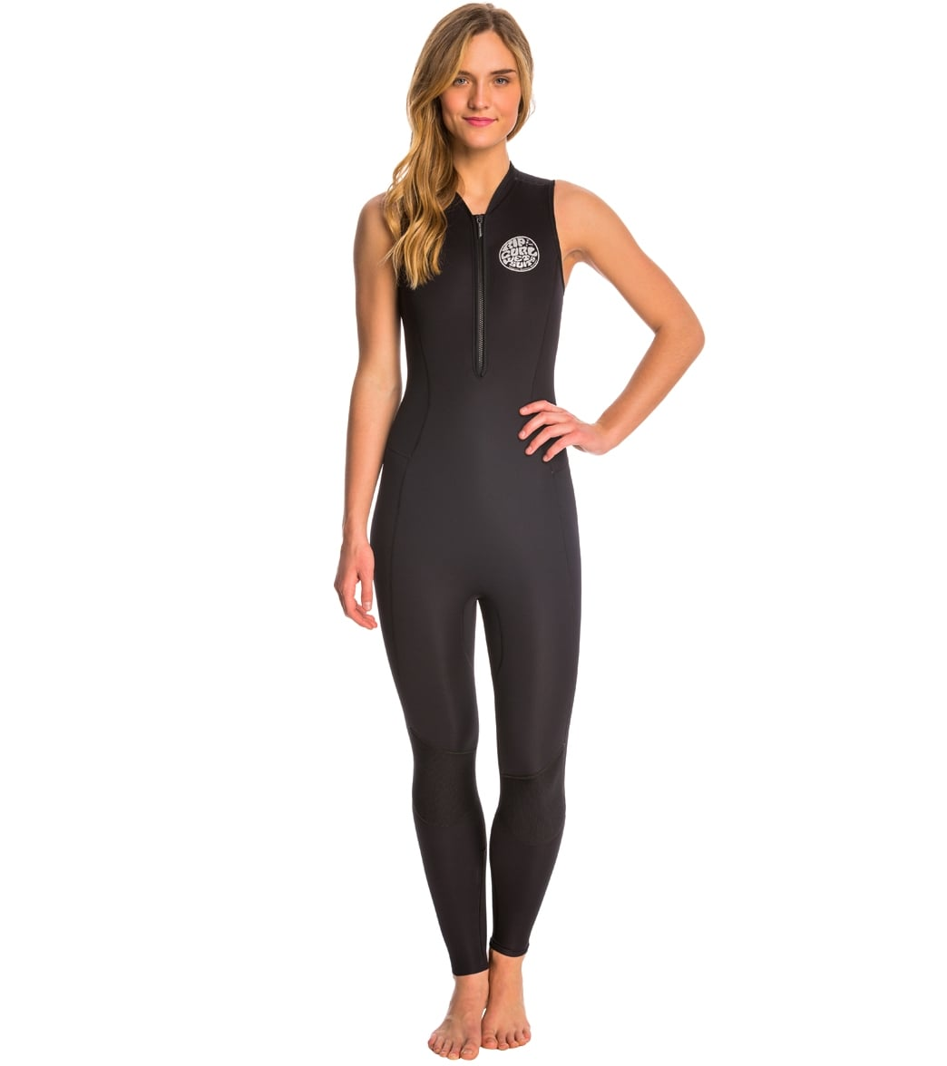 Rip Curl Women s 1.5mm G-Bomb Chest Zip Long Jane Wetsuit at SwimOutlet.com  - Free Shipping 22ab2263d