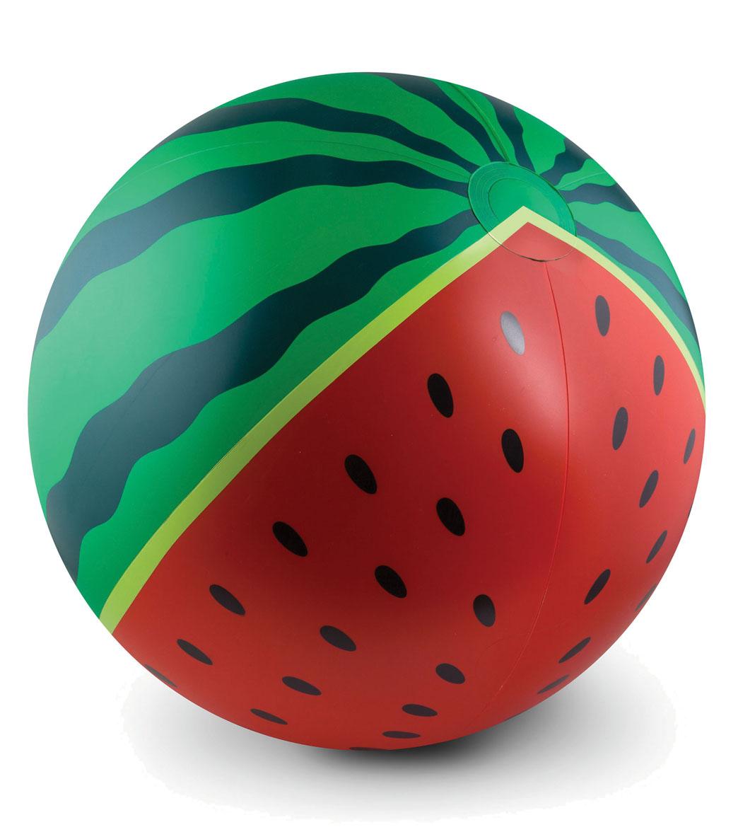 Beach ball on beach Air Big Mouth Toys Giant Watermelon Beach Ball Big Mouth Toys Giant Watermelon Beach Ball At Swimoutletcom