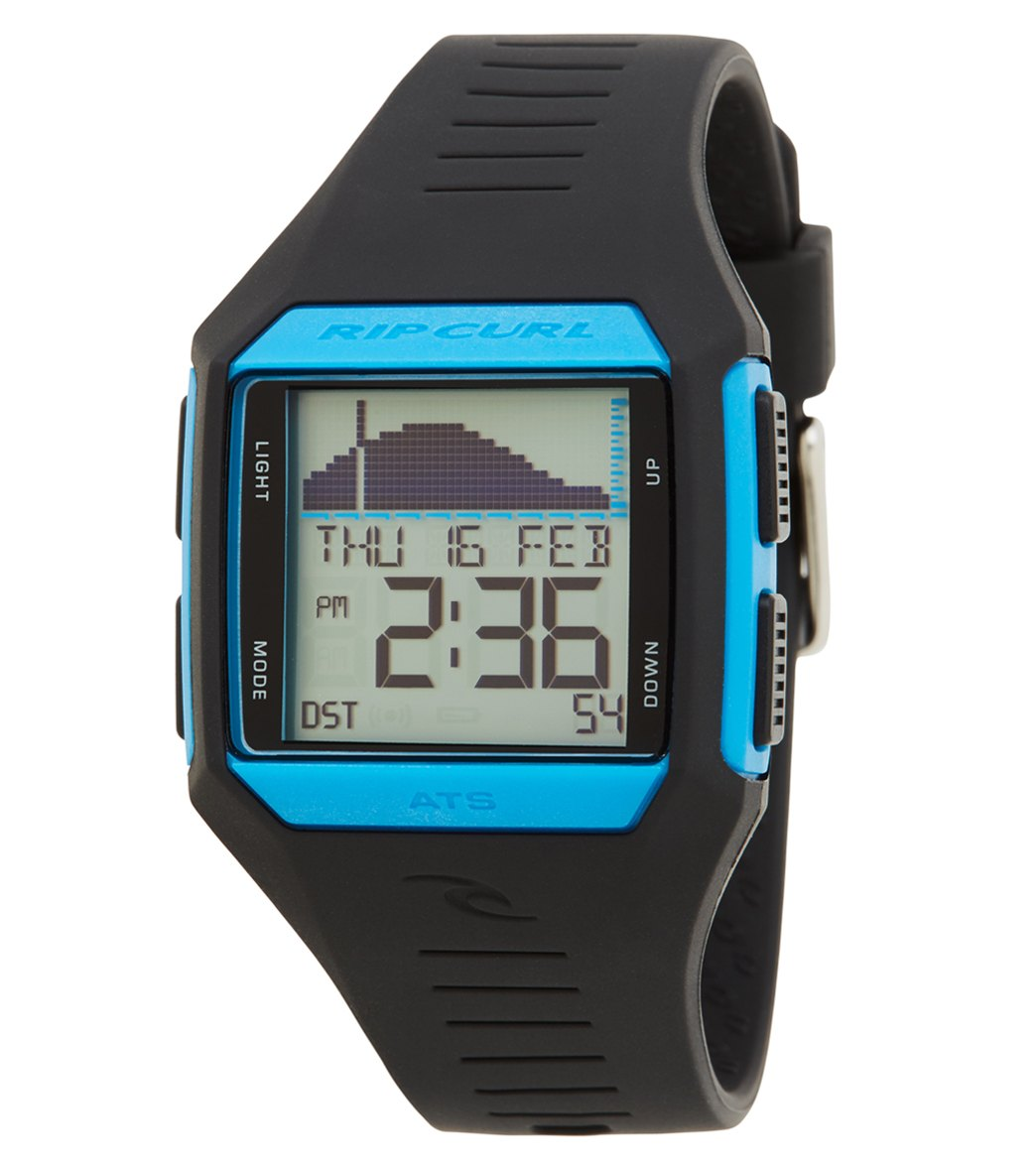 44d3738f978d Rip Curl Mid Rifles Tide Watch at SwimOutlet.com - Free Shipping