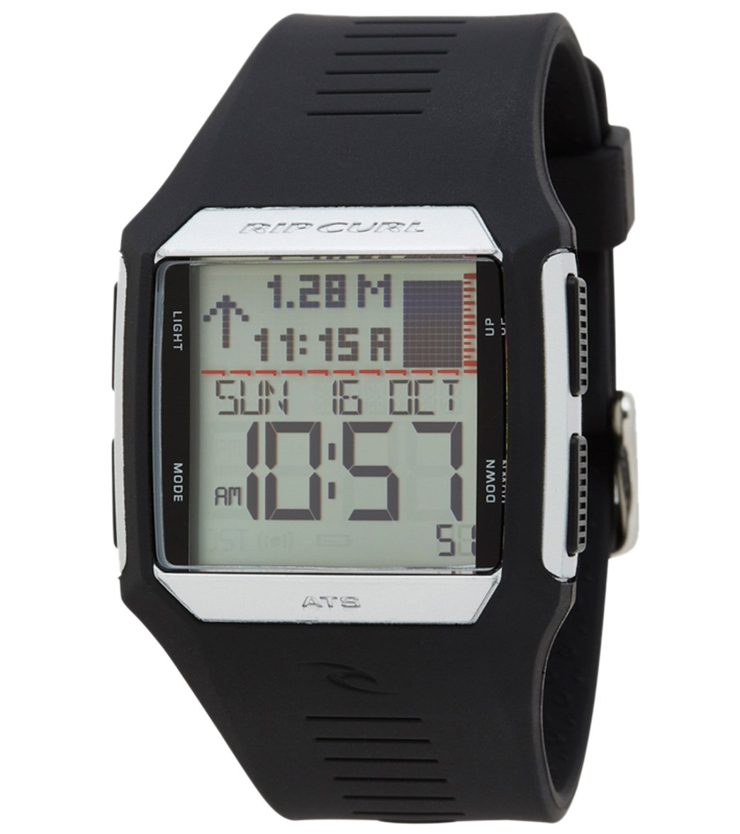 8f504ea5c6a8 Rip Curl Rifles Tide Watch at SwimOutlet.com - Free Shipping