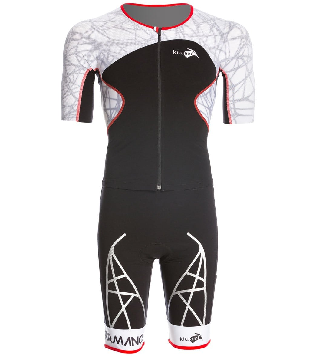 e2ac0902c4f Kiwami Men s Spider LD Aero Trisuit at SwimOutlet.com - Free Shipping