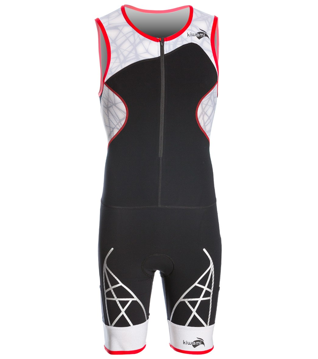 17953b0cbad Kiwami Men s Spider LD1 Trisuit at SwimOutlet.com - Free Shipping