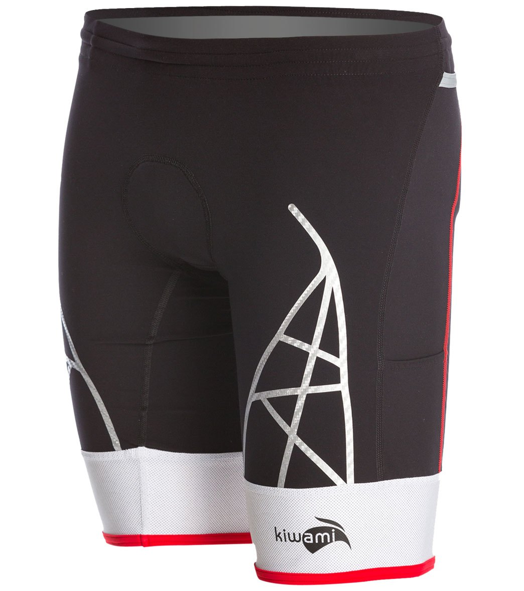 6c208f91c85 Kiwami Men s Spider Tri Shorts at SwimOutlet.com - Free Shipping