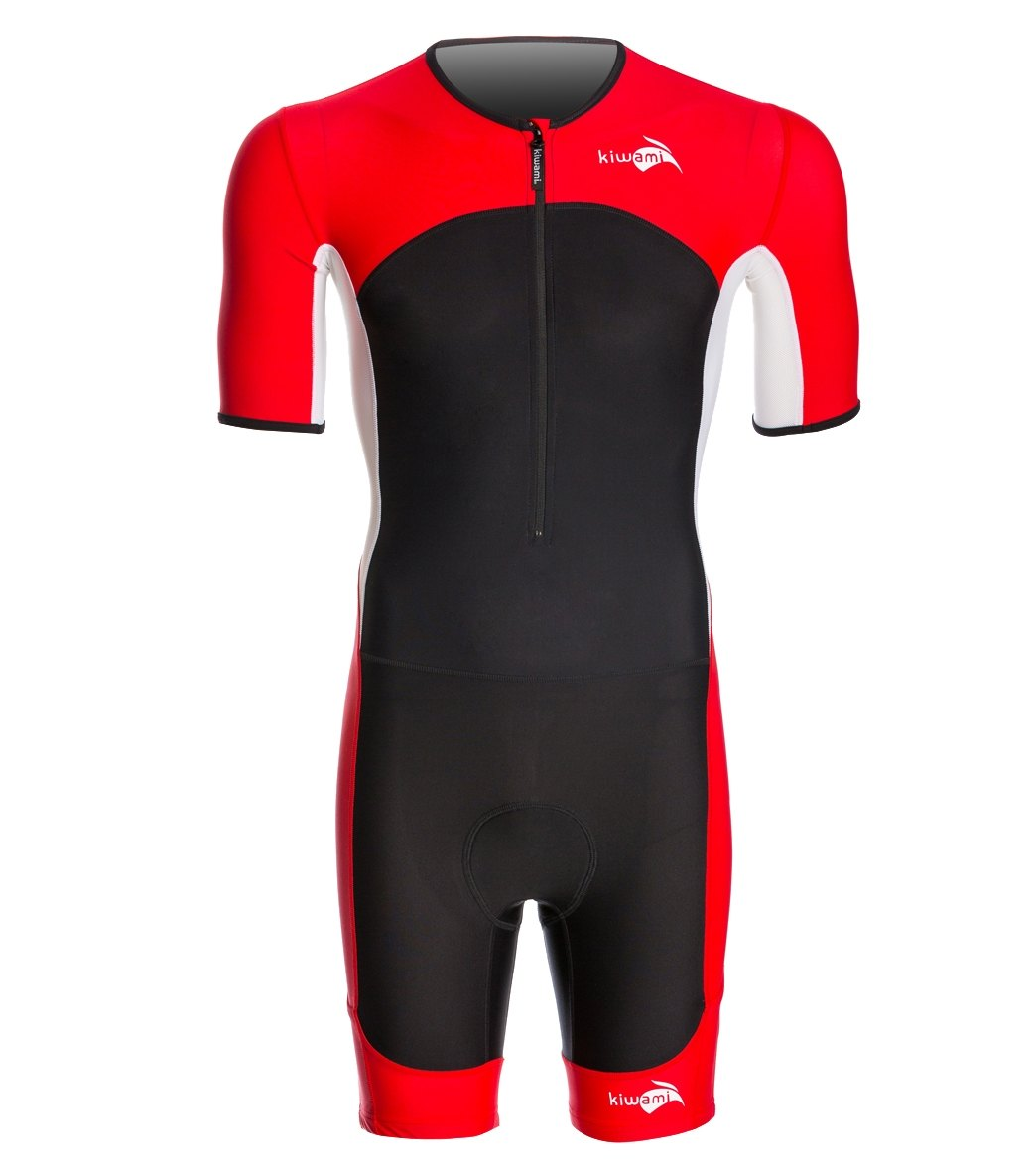 f0b38f66c89 Kiwami Men s Prima LD Aero Trisuit at SwimOutlet.com - Free Shipping