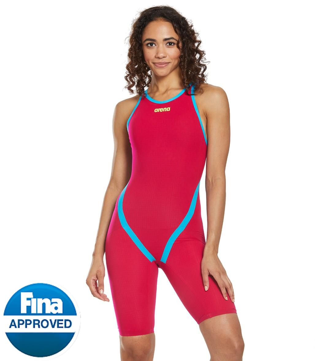 e8b7e85b7 Arena Powerskin Carbon Flex VX Open Back Tech Swimsuit at SwimOutlet.com -  Free Shipping