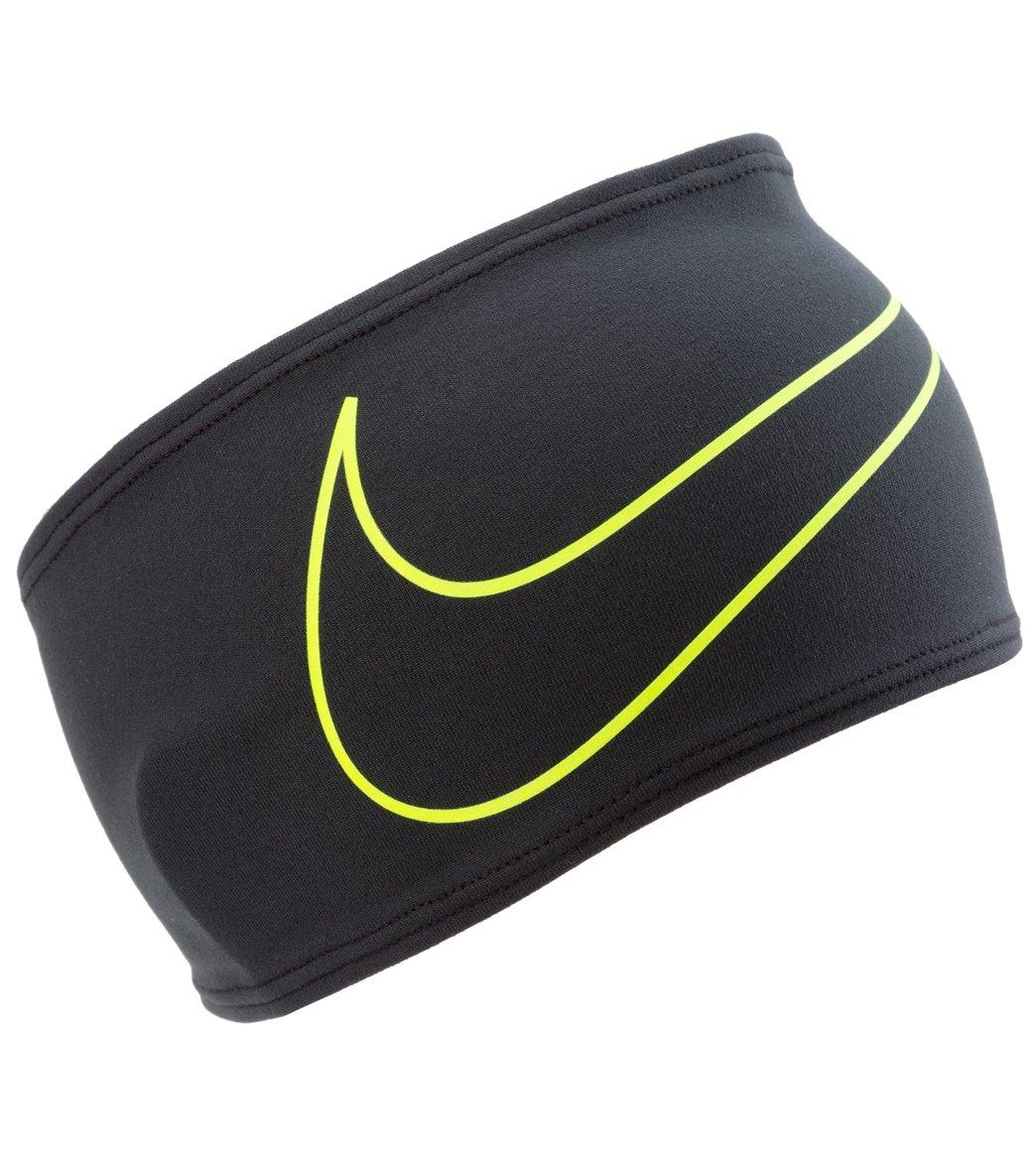 ... Nike Dri-Fit Swoosh Running Headband at YogaOutlet.com uk availability  71703 bd239 ... df1b0ad87a5