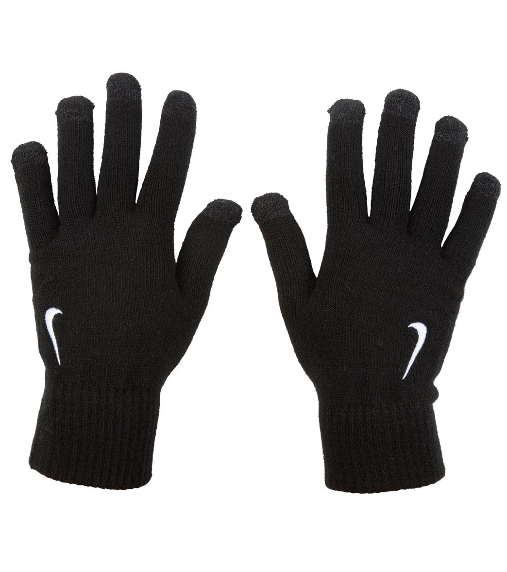 fc1bdef04 Nike Knitted Tech Gloves with Touch Screen Compatibility