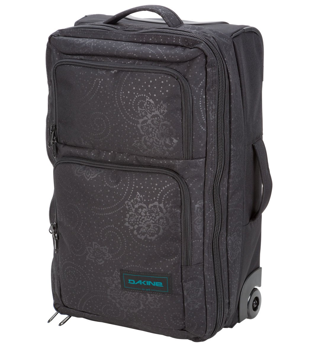 Dakine Women s Carry-On 36L Roller Bag at SwimOutlet.com - Free ... 90997c8035