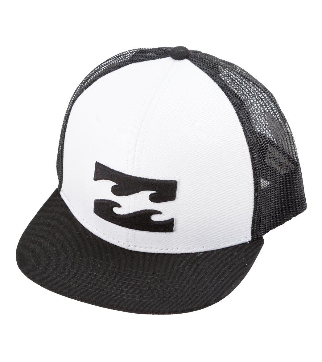 a6b2ebc9df3 Billabong Boys  All Day Trucker Hat at SwimOutlet.com