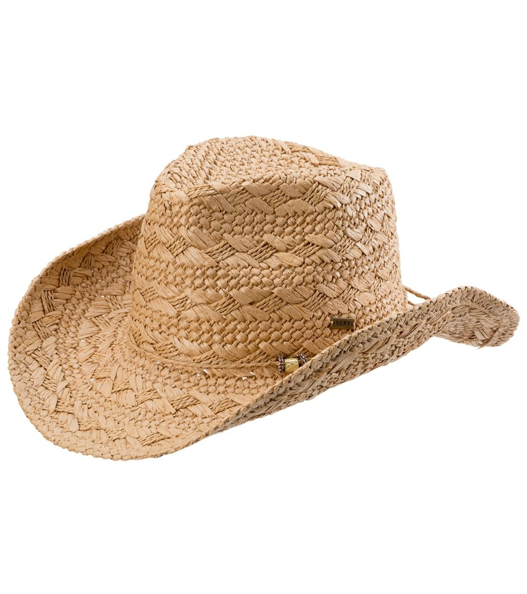 77199eb69f742 Roxy Cowgirl Hat at SwimOutlet.com