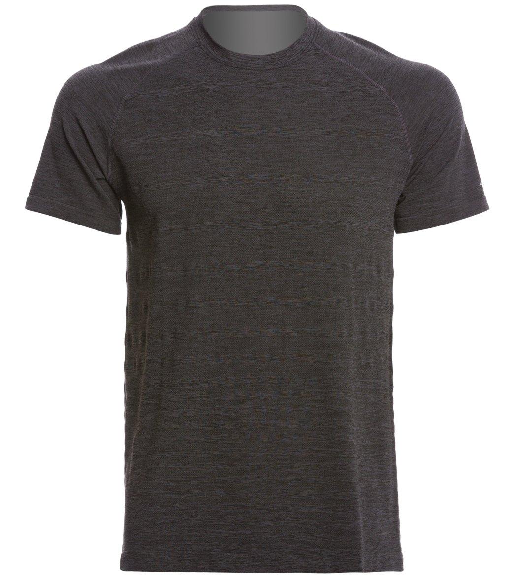 b2b6c6abb8 Saucony Men's Dash Seamless Short Sleeve Shirt