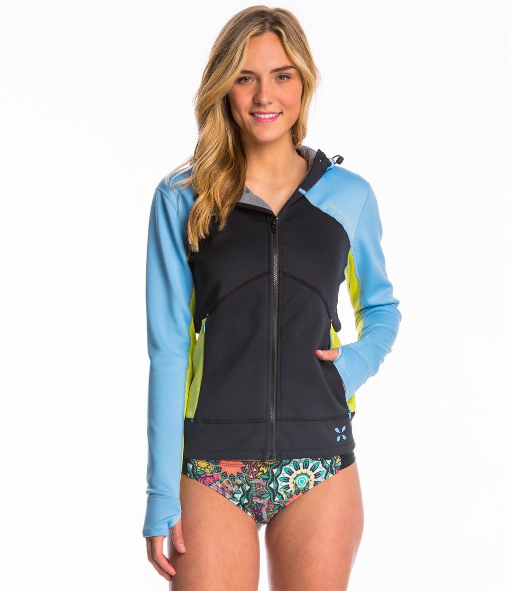 d3fc3f474a6a Level Six Women s 0.5MM Sombrio Neoprene SUP Jacket at SwimOutlet.com - Free  Shipping