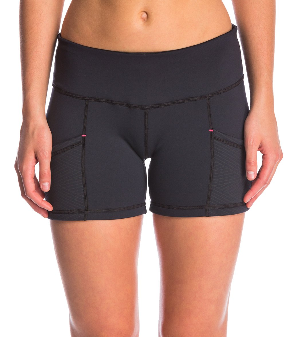 60794d7ffc Level Six Women's 0.5MM Sombrio Neoprene Wetsuit Short at SwimOutlet.com - Free  Shipping