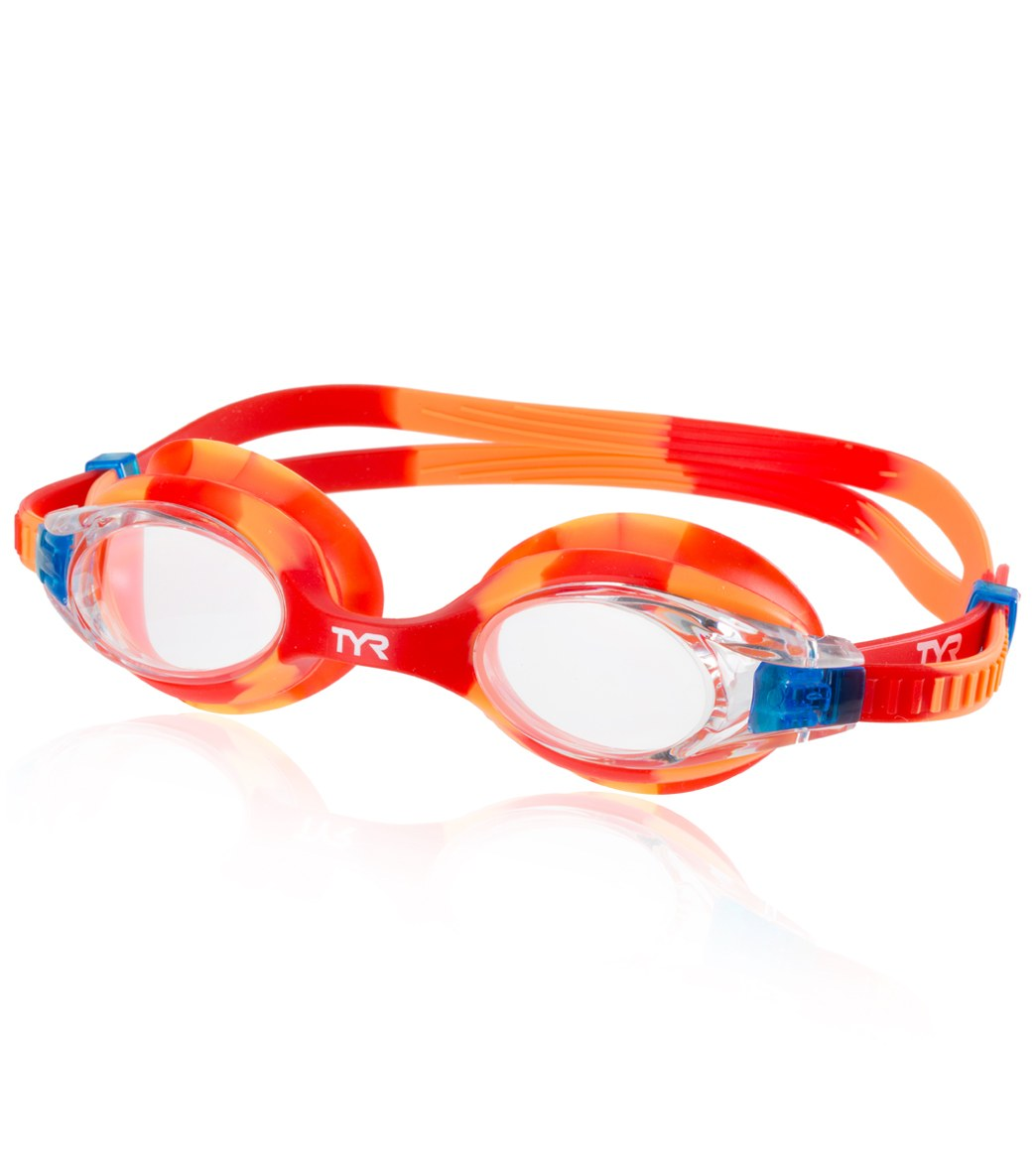 6fe1536fe89 TYR Big Swimple Tie Dye Swim Goggle at SwimOutlet.com