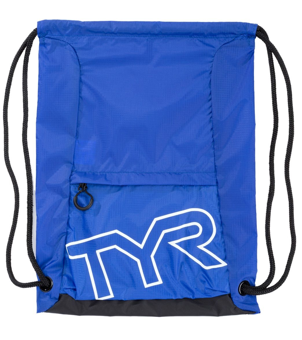 7401216a673f TYR Draw String Sack Pack at SwimOutlet.com