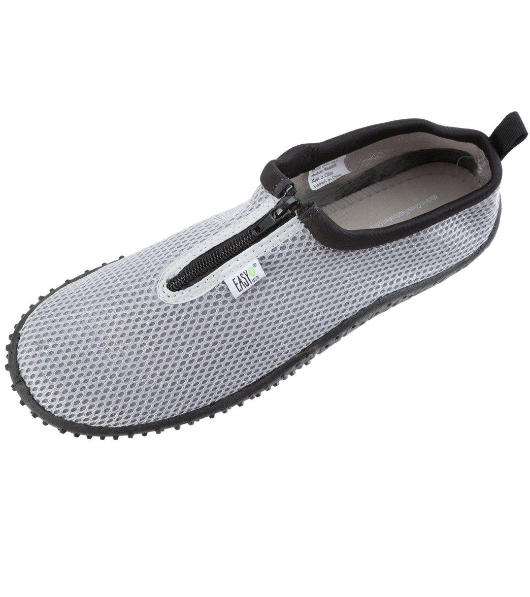 Easy USA Men's Zipper Water Shoe at