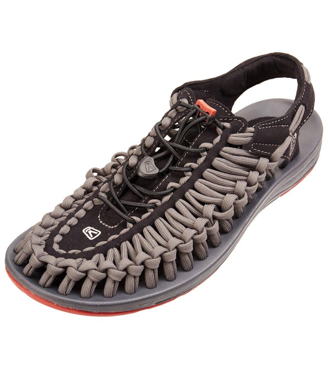 ecca60f29a6 Keen Men's Uneek Flat Cord Water Shoes at SwimOutlet.com - Free Shipping