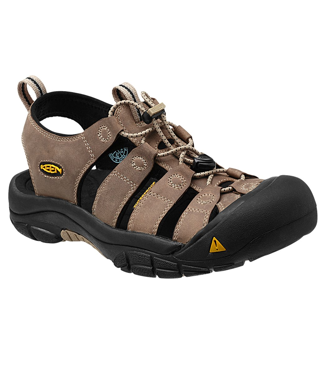 7663c67fcf1e Keen Men s Newport Water Shoes at SwimOutlet.com - Free Shipping