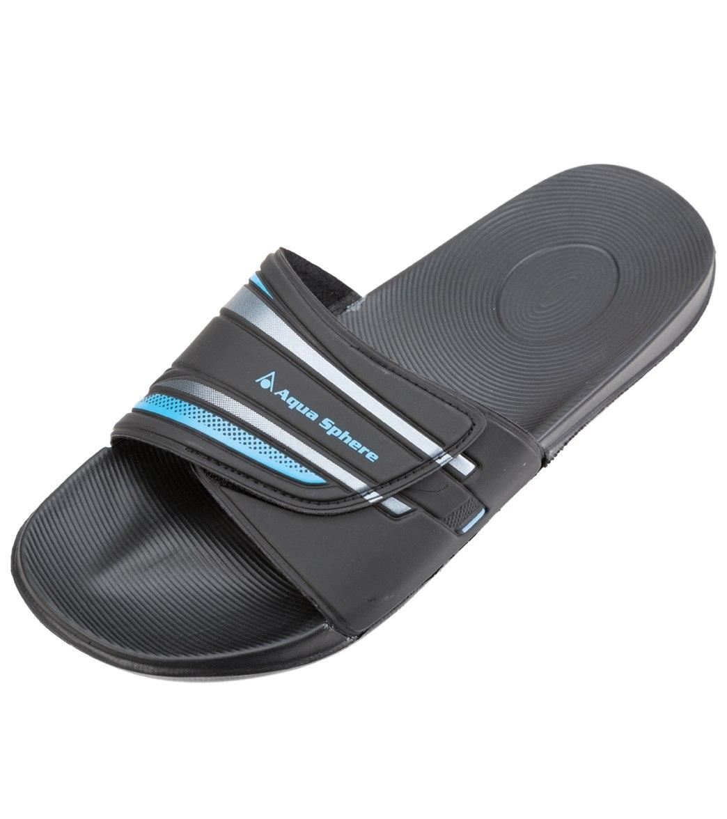 5d045da63556 Aqua Sphere Domino Slide Sandal at SwimOutlet.com