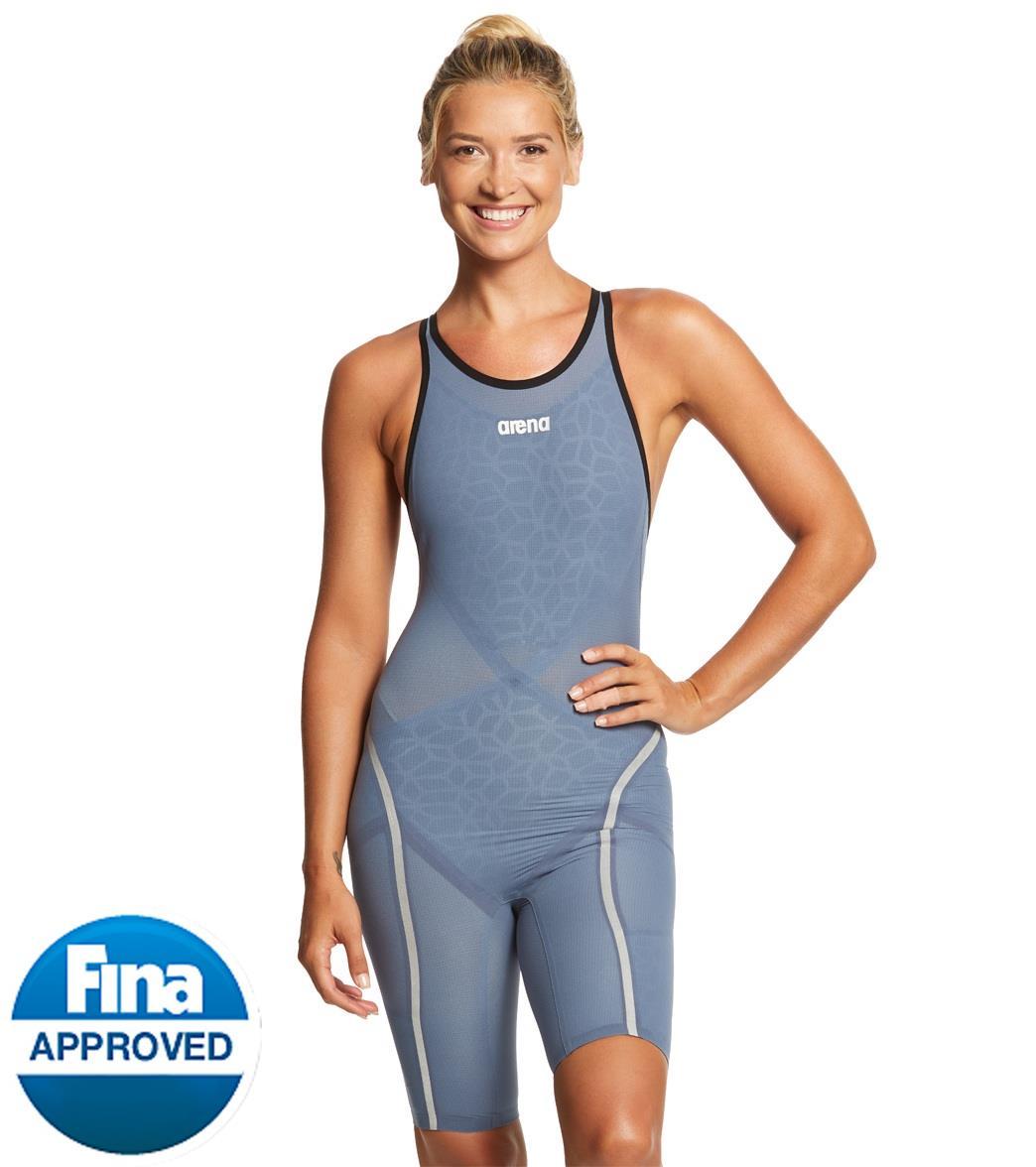 Arena Women's Powerskin Carbon Ultra Kneeskin Tech Suit Swimsuit