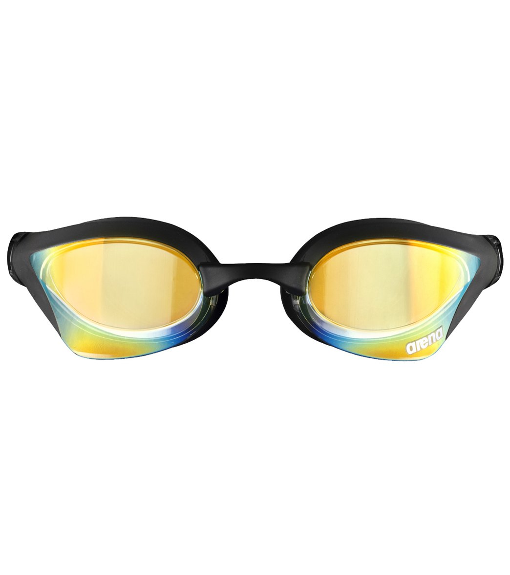e70dcaa027 Arena Cobra Core Mirrored Goggle at SwimOutlet.com - Free Shipping