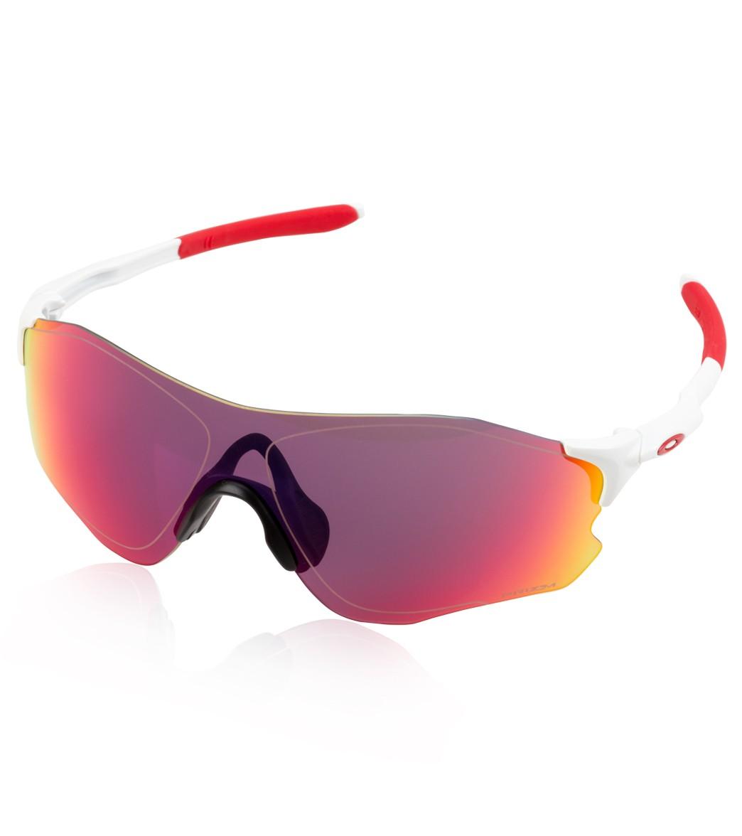 7616f8e633 Oakley EVZero Path Prizm Lens Sunglasses at SwimOutlet.com - Free Shipping